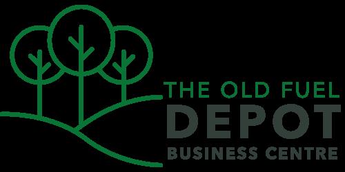 Old Fuel Depot Logo